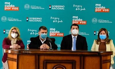 Paraguay comprará 1 millón de vacunas más de Pfizer para este año