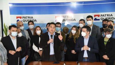 Nakayama, candidato de oposición para Intendencia de Asunción