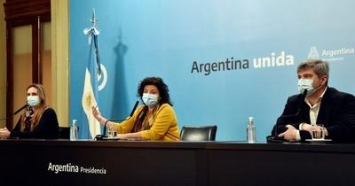 La Nación / Argentina destraba acuerdo con Pfizer por 20 millones de vacunas
