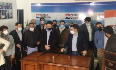Nakayama es candidato a intendente de la oposición en Asunción