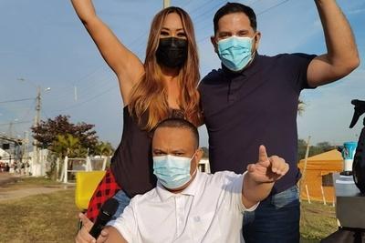 """[VIDEO] Las tácticas de """"levante"""" de Yolanda, Dani y Mortero"""