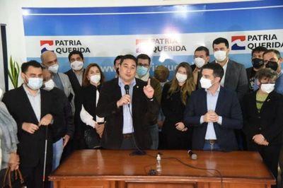 Nakayama será el candidato de la oposición para Intendencia de Asunción