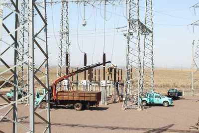 La ANDE aumenta la confiabilidad del sistema eléctrico en Katueté y Salto del Guairá