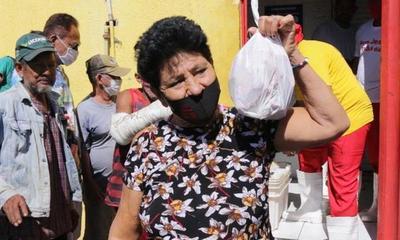 Colas para hacerse con un hueso de carne: el hambre se dispara en Brasil – Prensa 5
