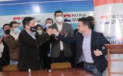 Eduardo Nakayama es el candidato único de la oposición a intendencia de Asunción