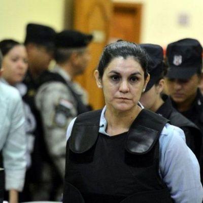 Carmen Villalba no abandonará la prisión