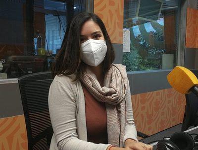 Johana Ortega se mantiene en su candidatura para la intendencia de Asunción · Radio Monumental 1080 AM