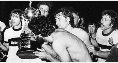 A 42 años de la histórica primera Copa Libertadores de Olimpia