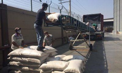 Preparan envíos de cereales a Turquía