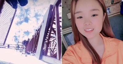 Influencer muere tras caer 50 metros desde una grúa mientras grababa un video