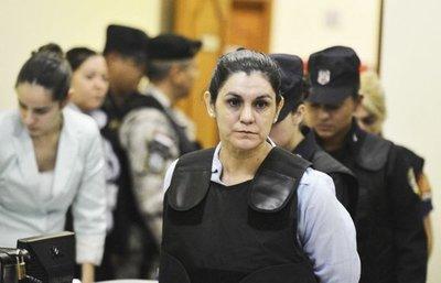 Fundadora del EPP, Carmen Villalba, compurgó una pena pero seguirá presa