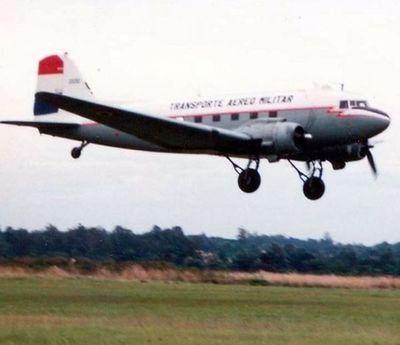 Pedro Juan tenía vuelos diarios de ida y de vuelta a Asunción, Concepción y San Pedro
