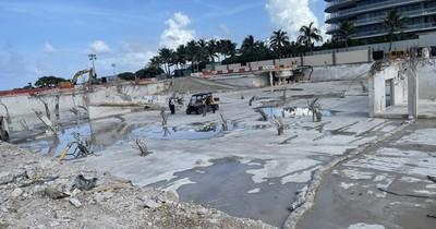 La Nación / Tragedia en Miami: identifican a la última víctima mortal del derrumbe