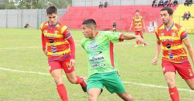 Guaraní y Sol; ante equipos de la tercera división del fútbol paraguayo