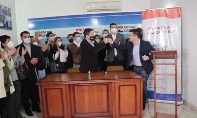 Eduardo Nakayama, candidato único de la oposición por Asunción para las municipales de octubre