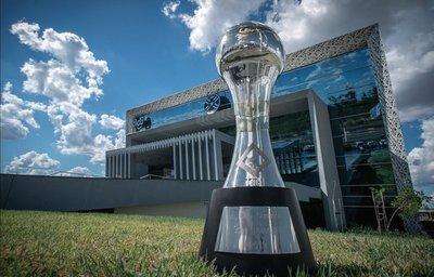 ¡Llegó el día! Arranca la tercera edición de la Copa Paraguay
