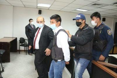 Dictan prisión preventiva del supuesto integrante de la brigada indígena del EPP