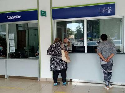 Marinos planean nueva demanda para exigir que IPS pague por encima del tope