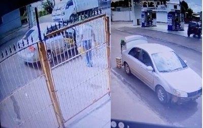 "Crónica / (Video) Ladrón de ""rubias"" jodió a varios bodegueros"