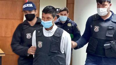 Decretan prisión preventiva para el indígena supuesto miembro del EPP