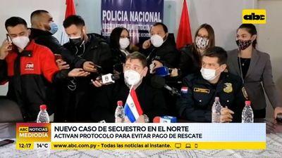 Secuestro en el Norte: Activan protocolo para evitar pago de rescate