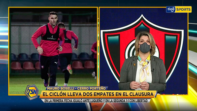 Mauro Boselli en contacto con Tigo Sports Noticias