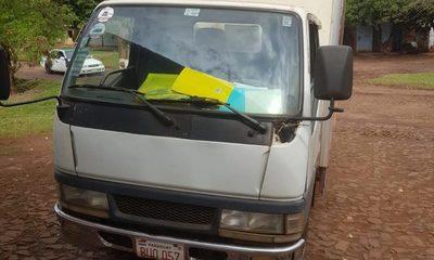 Asaltan camión repartidor de embutidos