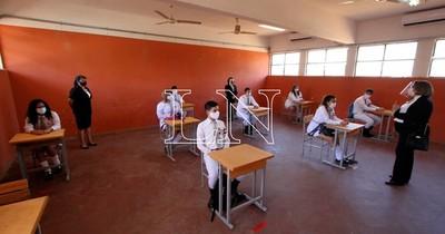 La Nación / Ministro confirma el retorno a clases presenciales desde el 2 de agosto