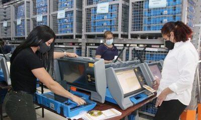 Elecciones municipales: Alistan más de 2.000 máquinas de votación para capacitaciones