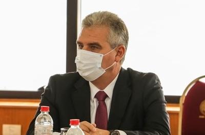 Bacchetta confía en trabajo de Fiscalía en investigación de caso 'deuda de Itaipú'