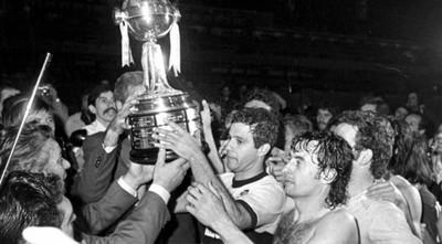 """Campeón de América 79′: """"fue el inicio para un crecimiento a nivel internacional del Olimpia"""""""