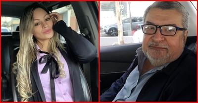 ¡Insólito! Modelo plantea demanda contra el periodista Chiqui Ávalos