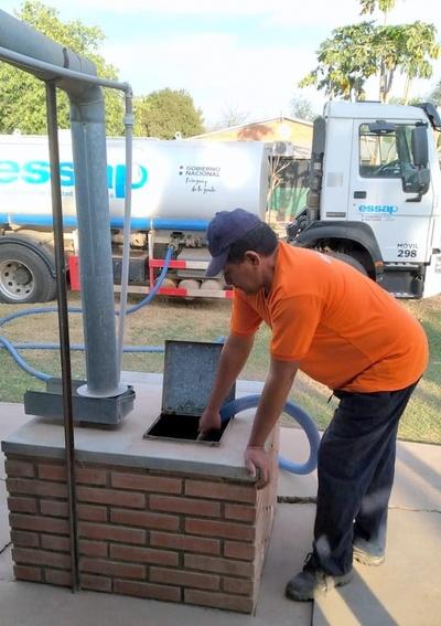 Acueducto del Chaco Central permite distribución de agua apta para el consumo en la región