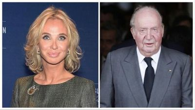 Corinna Larsen denunció por acoso y espionaje al rey Juan Carlos de España