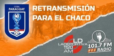 Los partidos de Atlético Trébol, Olimpia y Cerro serán retransmitidos por RCC Radio