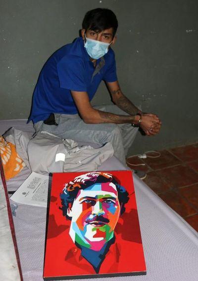 Detienen a joven traficante y confiscan cocaína en Lambaré