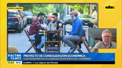 Mesas en las calles: Gastronómicos buscan ampliar periodo