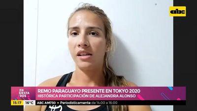 El Remo paraguayo presente en Tokio 2020