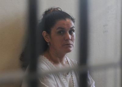 Carmen Villalba en libertad al cumplir condena por secuestro pero seguirá en seguirá prisión