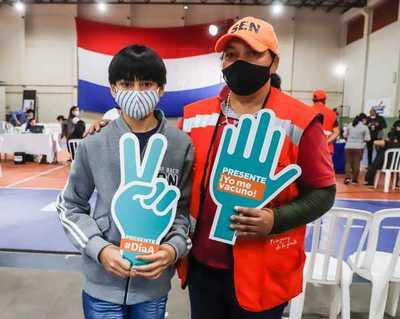 Paraguay supera los 2.000.000 de vacunados