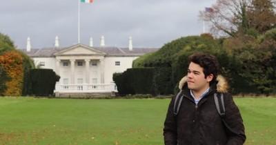 La Nación / Medio argentino destacó a paraguayo que se formó en Irlanda y que ahora aspira a Harvard