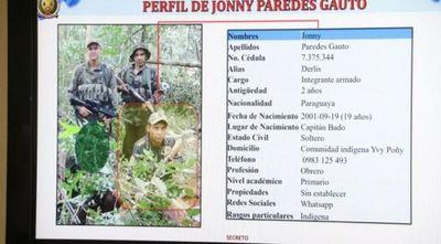 """Prisión preventiva para integrante de la """"Brigada Indígena"""" ligada al EPP"""