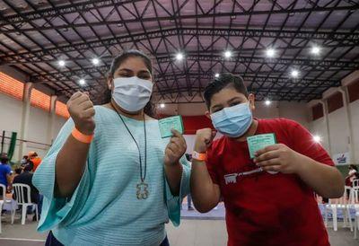 Ministerio de Salud reporta el 30% de inmunizaciones en todo el país