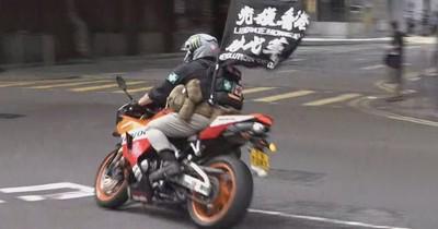 La Nación / Hong Kong emitió primera condena de polémica ley de seguridad nacional