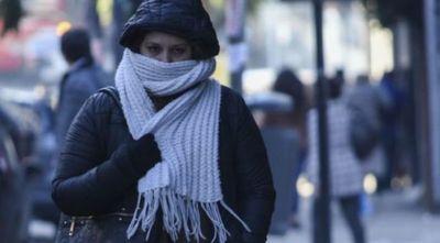 Frío intenso desde mañana: temperaturas podrían llegar a