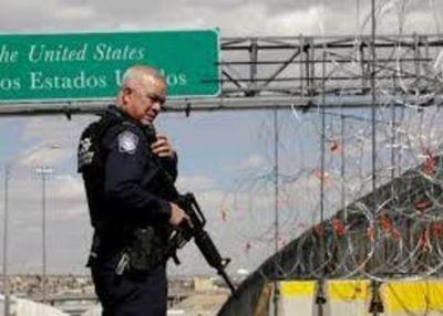 Migrantes desaparecen y mueren por cierre de la frontera Estados Unidos-México
