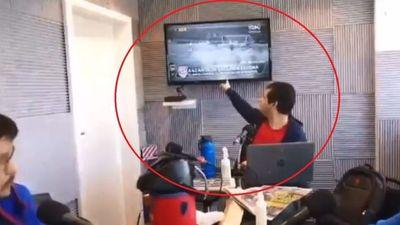 Periodistas de Cerro cambian de canal para no ver a Olimpia