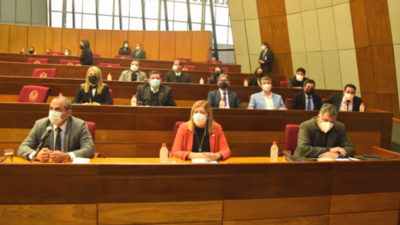 Quiñónez pide tranquilidad sobre el caso Itaipú