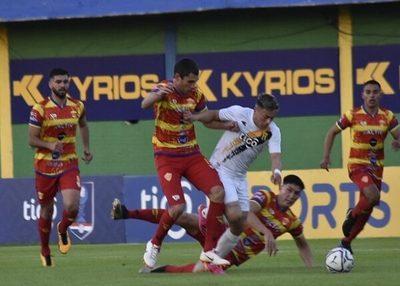 Equipo de la Primera B elimina a Guaraní de la Copa Paraguay