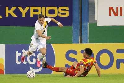 Copa Paraguay: Cristóbal Colón de Ñemby eliminó al Guaraní